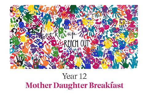 Mother Daughter Breakfast 2019