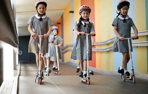 Junior School Scooter