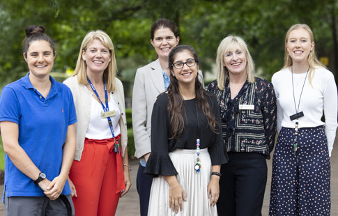 New Junior School Staff 2019