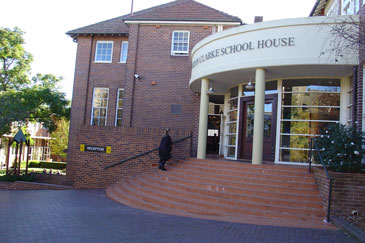 Abbotsleigh Reception Building